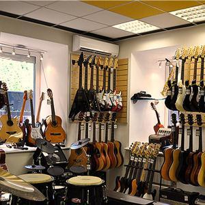 Музыкальные магазины Колпнов
