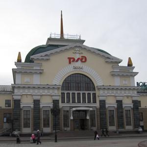 Железнодорожные вокзалы Колпнов